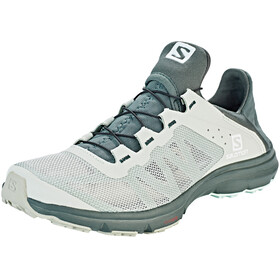 Salomon Amphib Bold Shoes Women mineral gray/crown blue/white